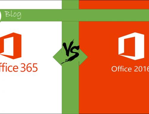 Mi a különbség az Office 365 és az Office 2016 között?