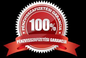 Excelneked.hu elégedettségi garancia