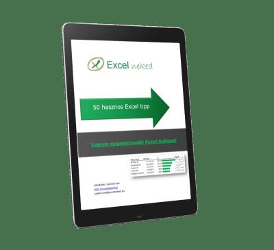 50 Excel tipp