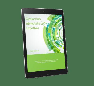 Excel e-book