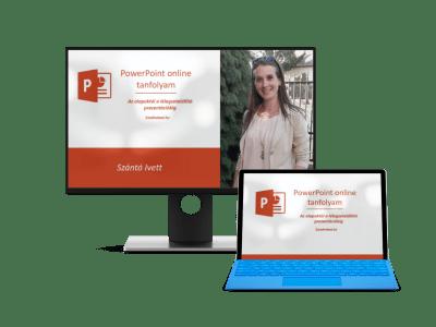 online PowerPoint tanfolyam