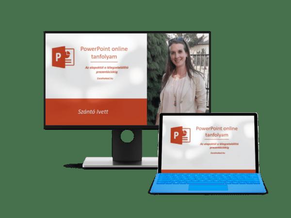 PowerPoint online tanfolyam