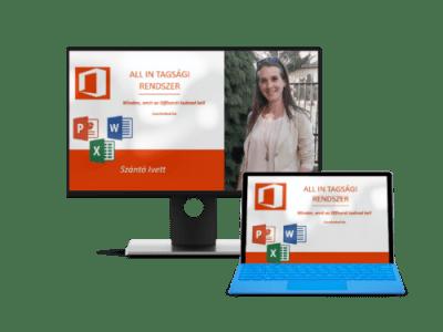 online Office tanfolyam