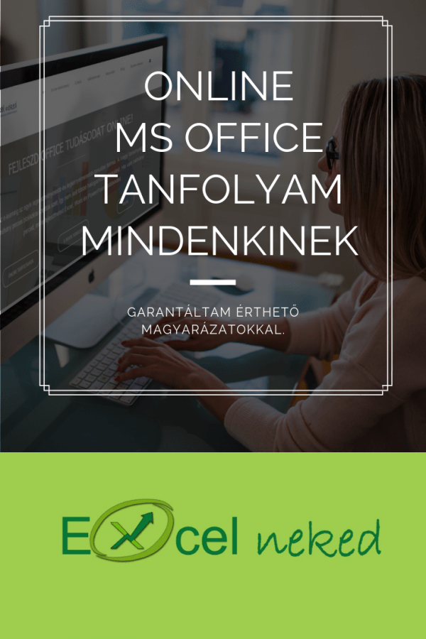 Ms Office tanfolyam