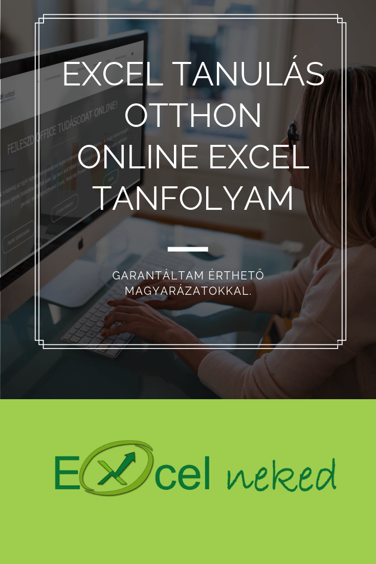 Excel online tanfolyam