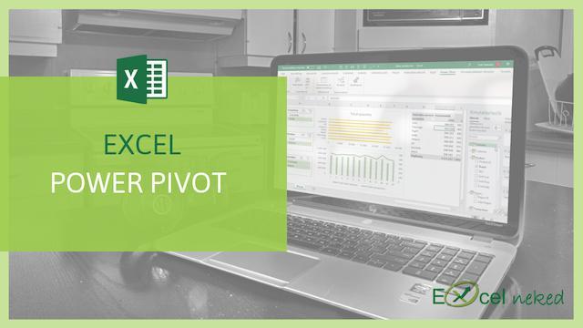 Excel Power Pivot tanfolyam