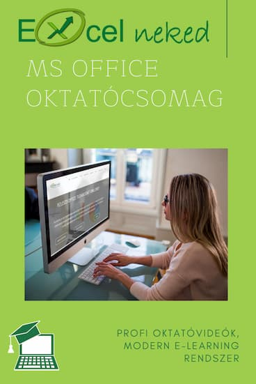 MS Office oktatócsomag