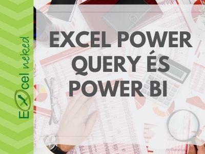 Power Query és Power BI